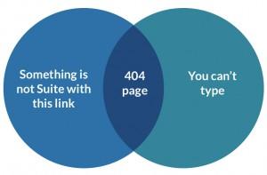DWR Venn 404 Page