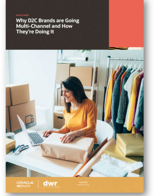 How D2C brands are going multi-channel whitepaper