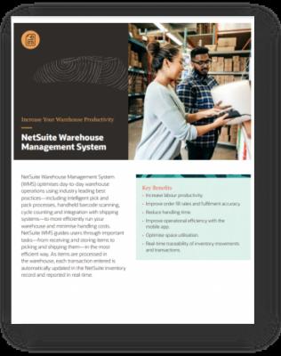 NetSuite Warehouse